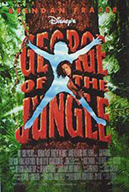 Poster George re della giungla...?