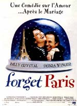 Poster Forget Paris  n. 0