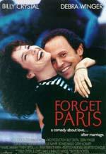 Poster Forget Paris  n. 1