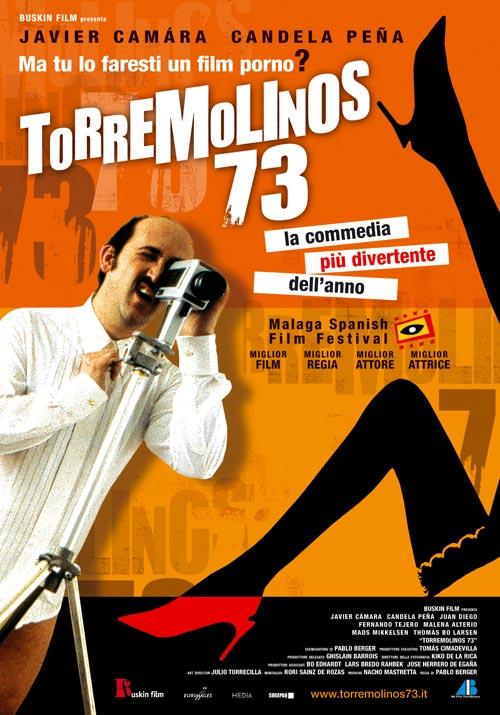 Locandina italiana Torremolinos 73