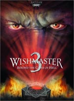 Locandina Wishmaster 3: Beyond the Gates of the Hell
