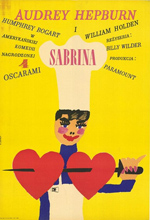 Poster Sabrina  n. 4