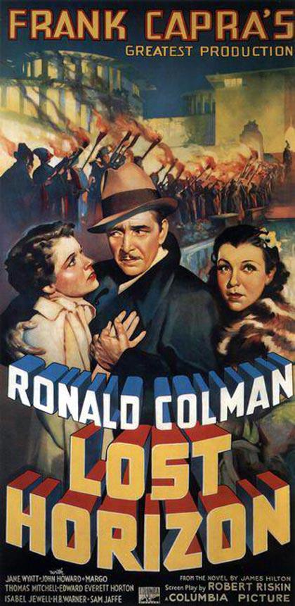 Poster Orizzonte perduto [1]