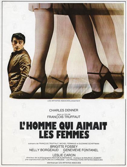 Poster L'uomo che amava le donne