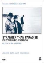 Locandina Stranger Than Paradise (Più strano del paradiso)