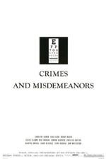 Poster Crimini e misfatti  n. 2