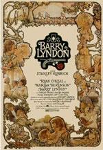 Poster Barry Lyndon  n. 1