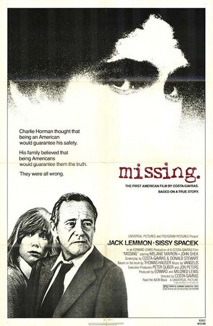 Poster Missing - (Scomparso)