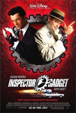 Locandina Inspector Gadget