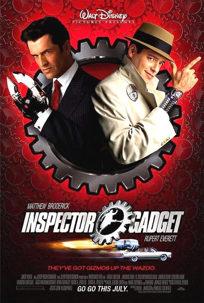 Locandina italiana Inspector Gadget