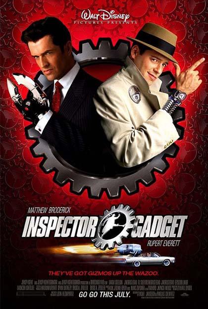 Poster Inspector Gadget