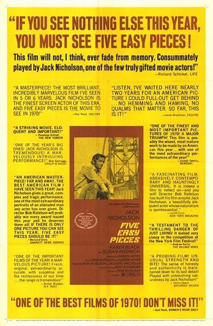 Poster Cinque pezzi facili