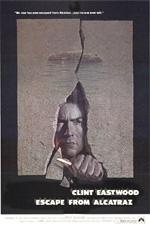 Locandina Fuga da Alcatraz