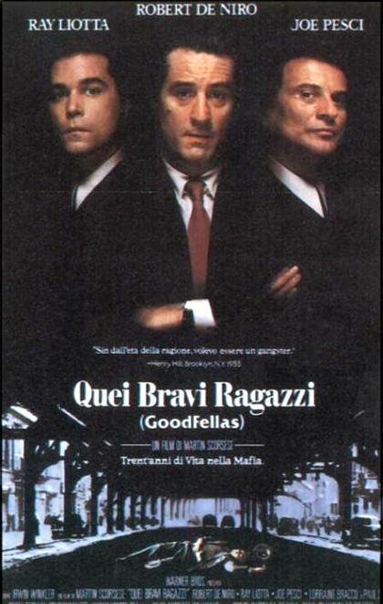 Quei bravi ragazzi - Film (1990) - MYmovies.it
