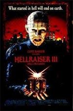 Locandina Hellraiser III