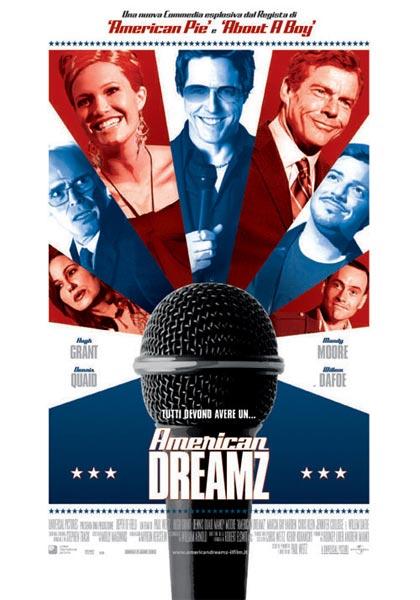 Locandina italiana American Dreamz