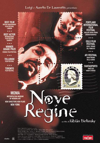Nove Regine - Film (2003) - MYmovies.it