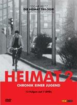 Locandina Heimat 2 - Cronaca di una giovinezza