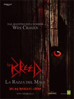 Locandina The Breed - La razza del male