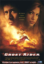 Poster Ghost Rider  n. 0