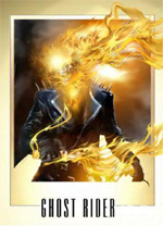 Poster Ghost Rider  n. 10