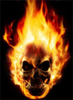 Poster Ghost Rider  n. 14