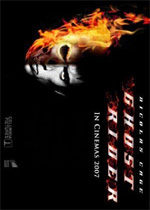 Poster Ghost Rider  n. 17