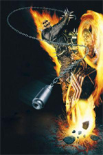 Poster Ghost Rider  n. 6