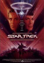 Poster Star Trek V - L'ultima frontiera  n. 2