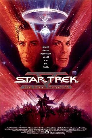 Trailer Star Trek V - L'ultima frontiera