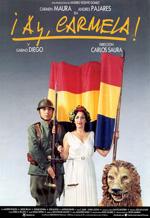 Poster Ay, Carmela!  n. 0
