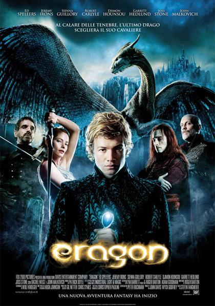 Locandina italiana Eragon