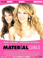 Poster Material Girls  n. 0