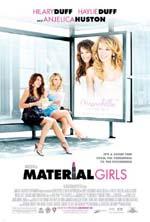 Poster Material Girls  n. 1