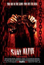 Poster Stay Alive  n. 1