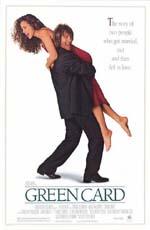 Poster Green Card - Matrimonio di convenienza  n. 2