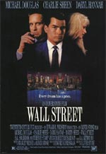 Poster Wall Street  n. 0