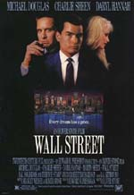 Poster Wall Street  n. 1