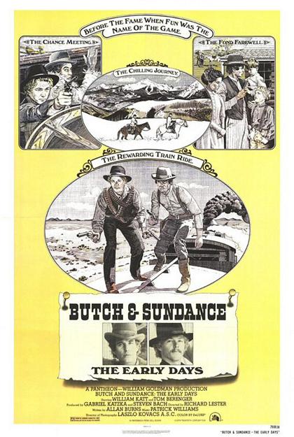 Trailer Il ritorno di Butch Cassidy & Kid
