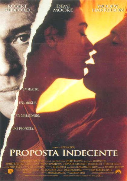 Proposta indecente - Film (1993) - MYmovies.it