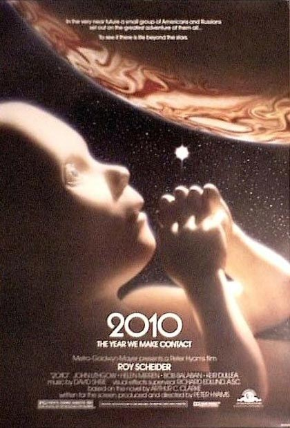 Trailer 2010 - L'anno del contatto