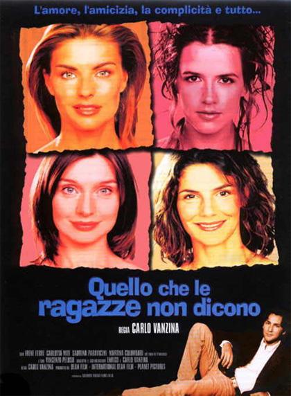 Locandina italiana Quello che le ragazze non dicono