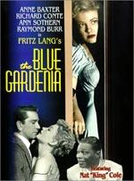 Locandina Gardenia blu