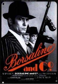 Locandina Borsalino and Co.