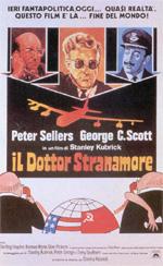 Poster Il dottor Stranamore, ovvero: come imparai a non preoccuparmi e ad amare la bomba  n. 1