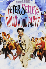 Poster Hollywood Party  n. 0