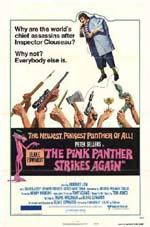Poster La pantera rosa sfida l'ispettore Clouseau  n. 1