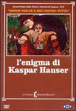 Locandina L'enigma di Kaspar Hauser