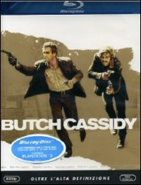 Locandina Butch Cassidy