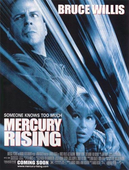 Trailer Codice Mercury